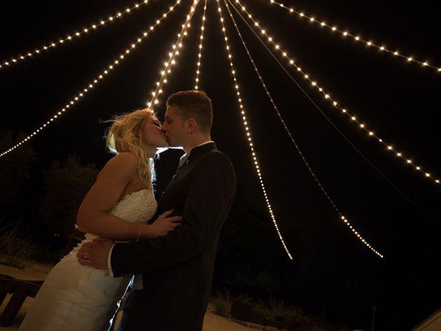 Le nozze di Vanessa e Danilo