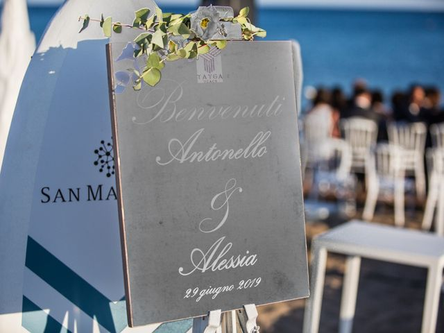 Il matrimonio di Antonello e Alessia a Taranto, Taranto 14