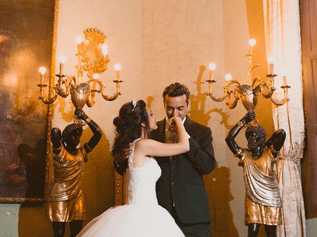 Il matrimonio di Francesco e Crisctina a Roma, Roma 3