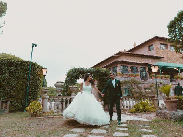 Il matrimonio di Francesco e Crisctina a Roma, Roma 4