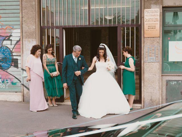 Il matrimonio di Francesco e Crisctina a Roma, Roma 29