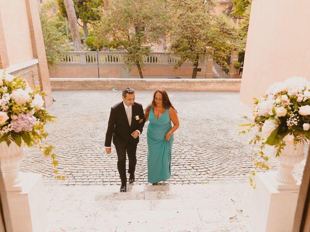 Il matrimonio di Francesco e Crisctina a Roma, Roma 31