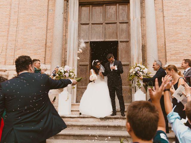Il matrimonio di Francesco e Crisctina a Roma, Roma 39