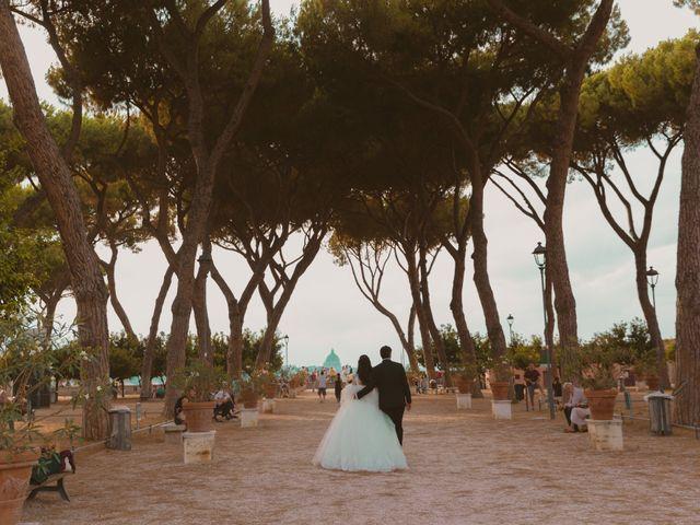 Il matrimonio di Francesco e Crisctina a Roma, Roma 40