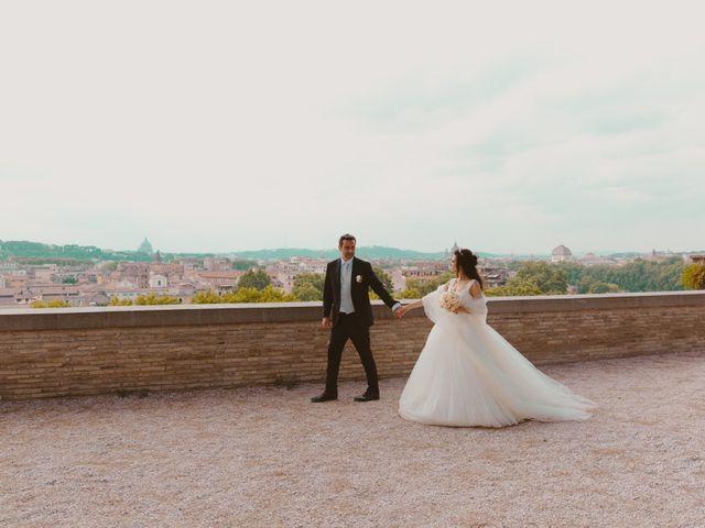 Il matrimonio di Francesco e Crisctina a Roma, Roma 41