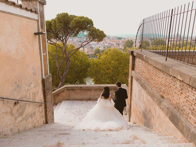 Il matrimonio di Francesco e Crisctina a Roma, Roma 42