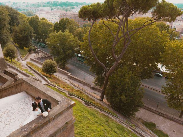 Il matrimonio di Francesco e Crisctina a Roma, Roma 43
