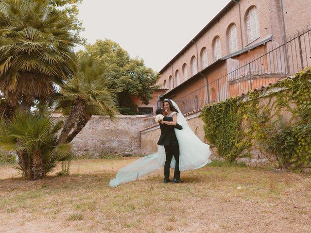 Il matrimonio di Francesco e Crisctina a Roma, Roma 45