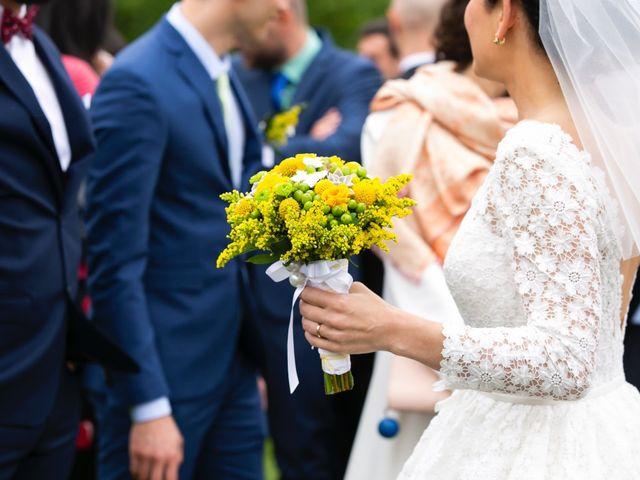 Il matrimonio di Federico e Anna a Gropello Cairoli, Pavia 21