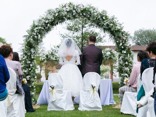 Il matrimonio di Federico e Anna a Gropello Cairoli, Pavia 23