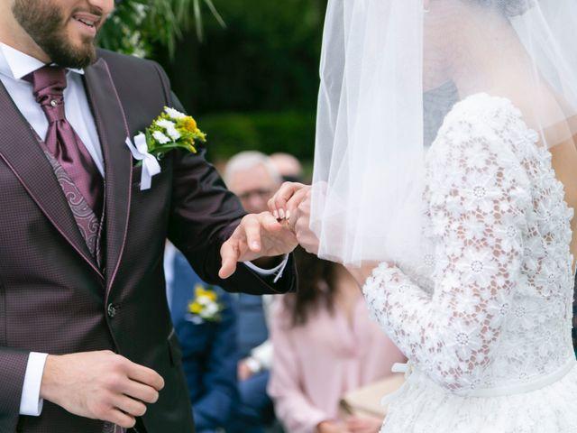 Il matrimonio di Federico e Anna a Gropello Cairoli, Pavia 27