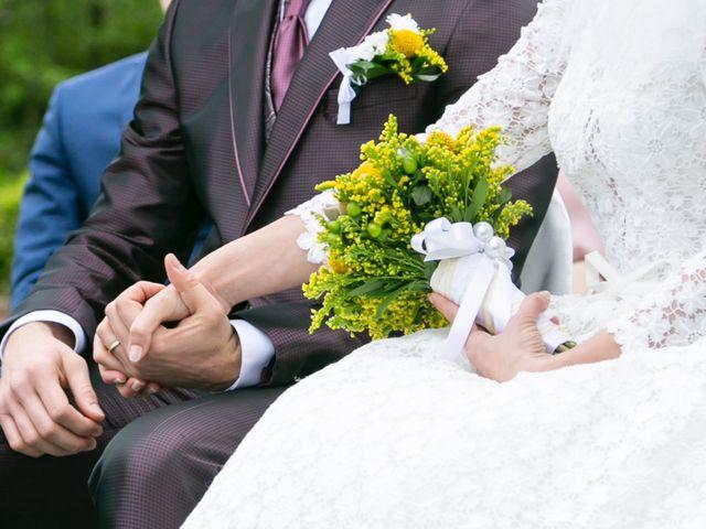 Il matrimonio di Federico e Anna a Gropello Cairoli, Pavia 29