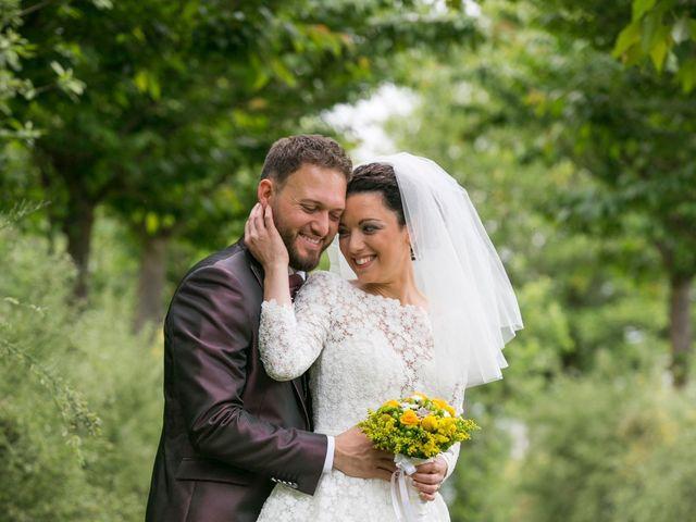 Il matrimonio di Federico e Anna a Gropello Cairoli, Pavia 33