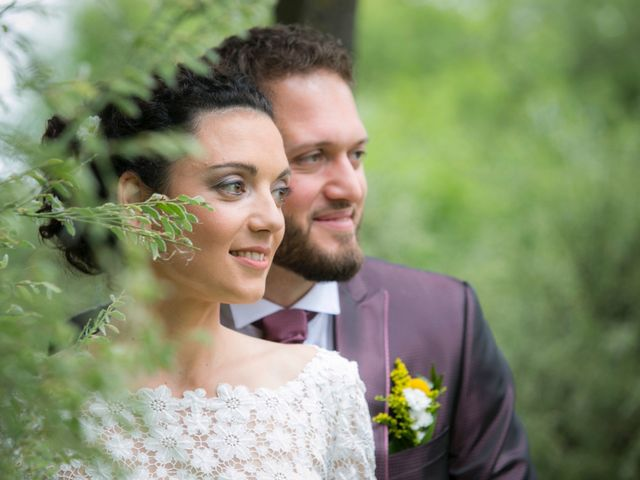Il matrimonio di Federico e Anna a Gropello Cairoli, Pavia 35
