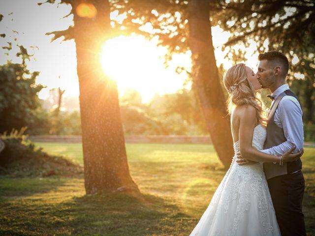 Le nozze di Patrizia e Fabio