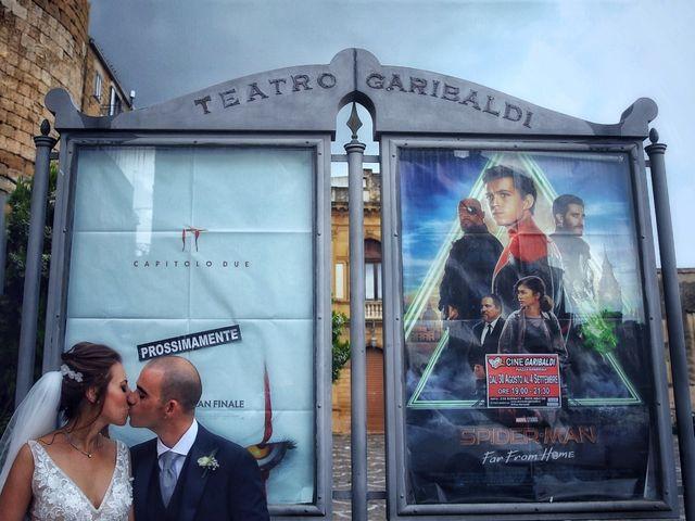 Il matrimonio di Andrea e Angela a Piazza Armerina, Enna 1
