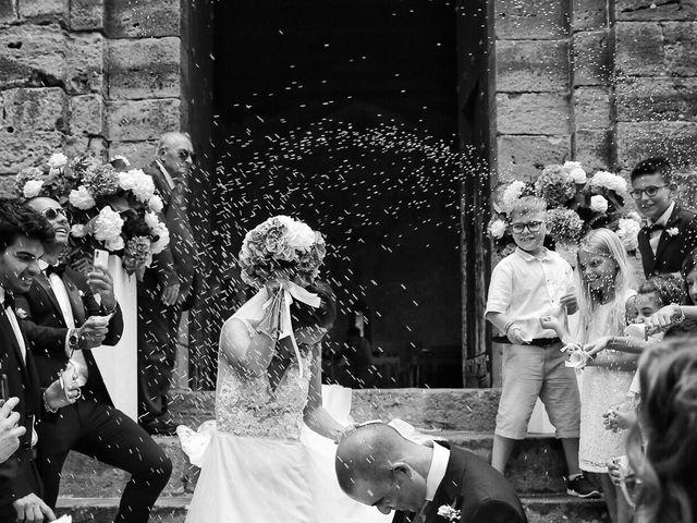 Il matrimonio di Andrea e Angela a Piazza Armerina, Enna 21