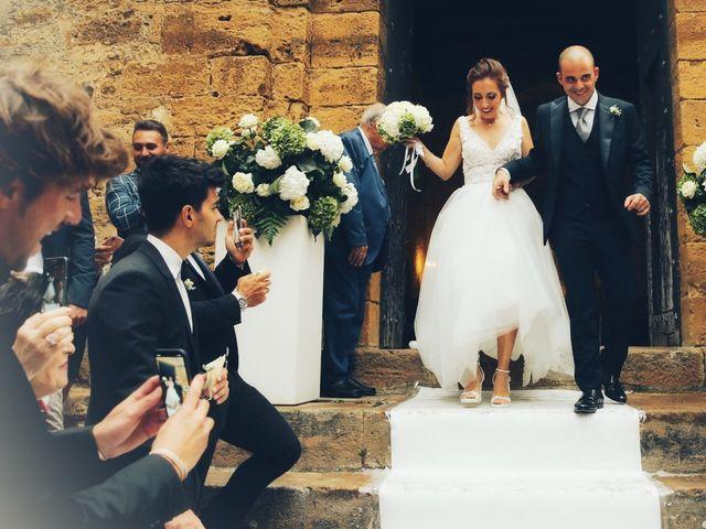 Il matrimonio di Andrea e Angela a Piazza Armerina, Enna 36