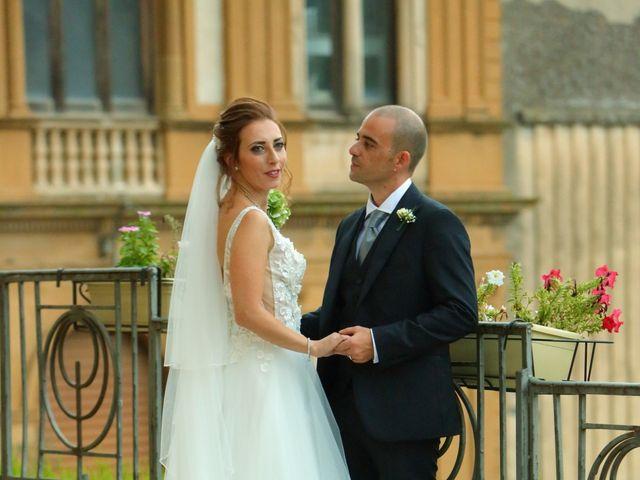Il matrimonio di Andrea e Angela a Piazza Armerina, Enna 40
