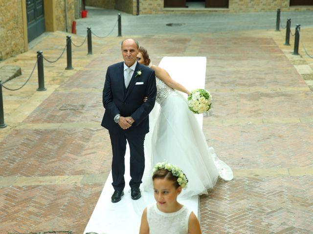 Il matrimonio di Andrea e Angela a Piazza Armerina, Enna 41