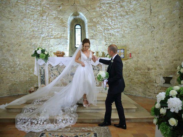 Il matrimonio di Andrea e Angela a Piazza Armerina, Enna 42
