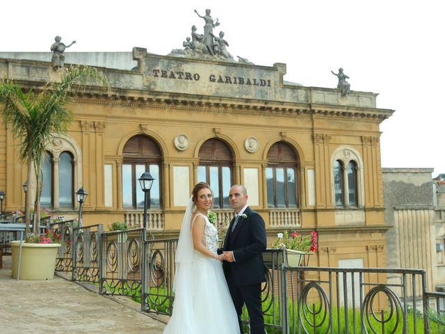 Il matrimonio di Andrea e Angela a Piazza Armerina, Enna 43