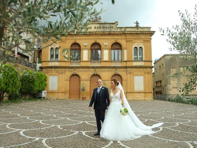 Il matrimonio di Andrea e Angela a Piazza Armerina, Enna 44