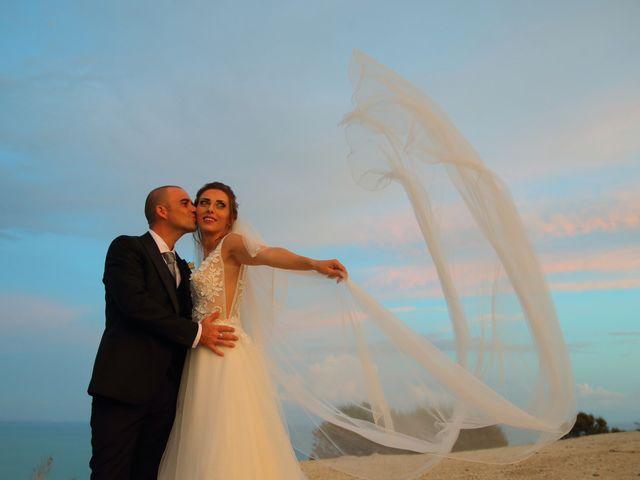 Il matrimonio di Andrea e Angela a Piazza Armerina, Enna 46