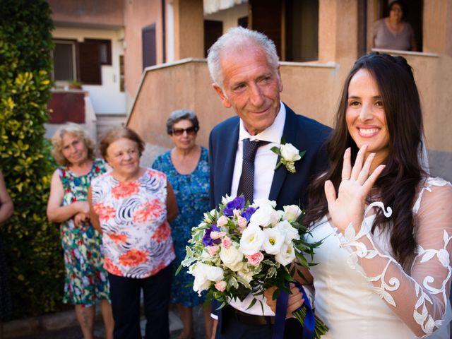 Il matrimonio di Valerio e Giulia a Monte Argentario, Grosseto 7