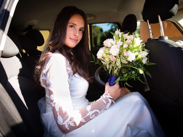 Il matrimonio di Valerio e Giulia a Monte Argentario, Grosseto 8