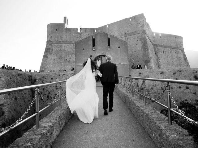 Il matrimonio di Valerio e Giulia a Monte Argentario, Grosseto 9