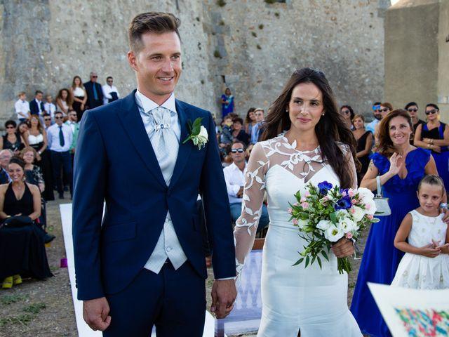 Il matrimonio di Valerio e Giulia a Monte Argentario, Grosseto 13