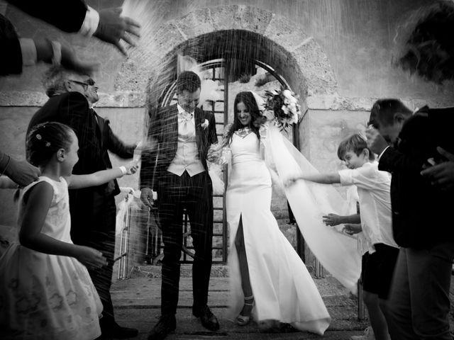 Il matrimonio di Valerio e Giulia a Monte Argentario, Grosseto 17