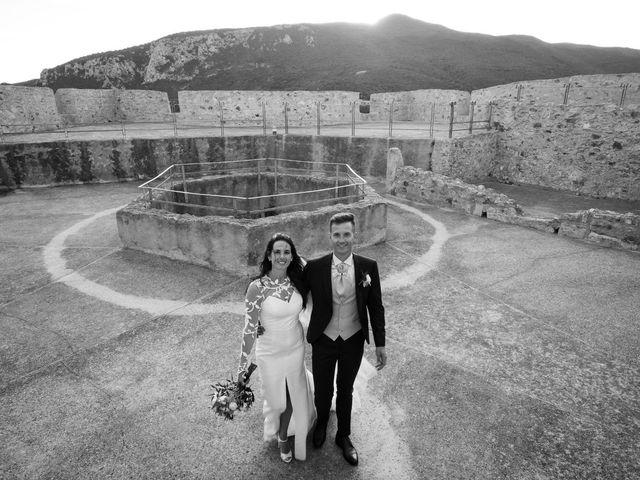 Il matrimonio di Valerio e Giulia a Monte Argentario, Grosseto 1