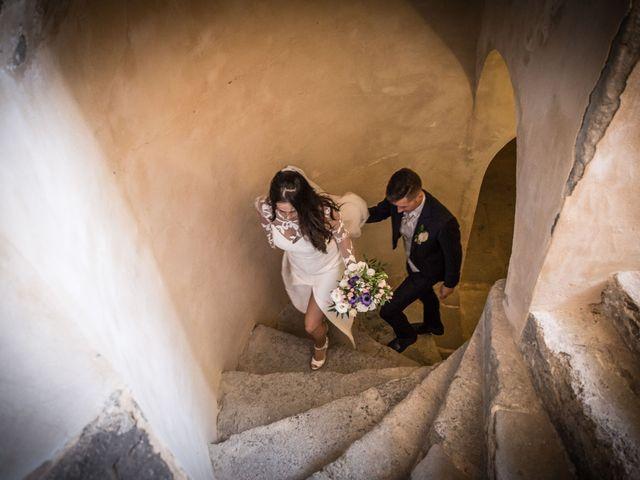 Il matrimonio di Valerio e Giulia a Monte Argentario, Grosseto 20