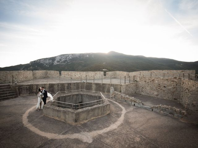 Il matrimonio di Valerio e Giulia a Monte Argentario, Grosseto 21