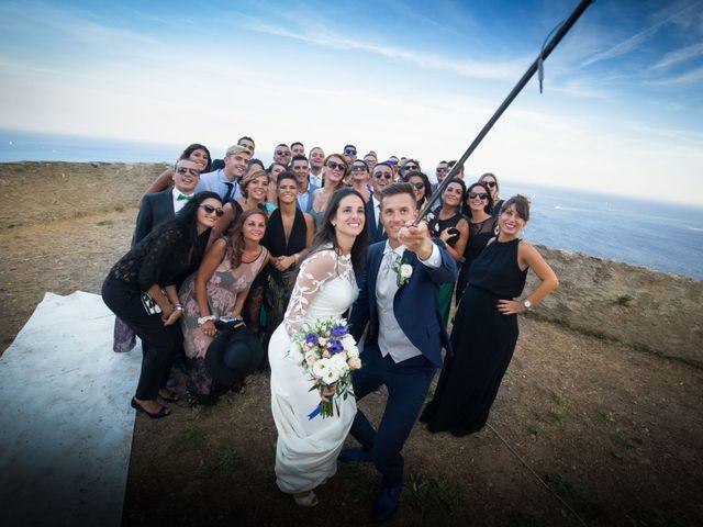 Il matrimonio di Valerio e Giulia a Monte Argentario, Grosseto 23
