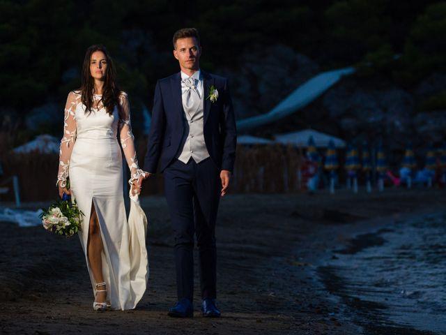 Il matrimonio di Valerio e Giulia a Monte Argentario, Grosseto 29