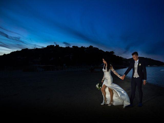 Il matrimonio di Valerio e Giulia a Monte Argentario, Grosseto 32