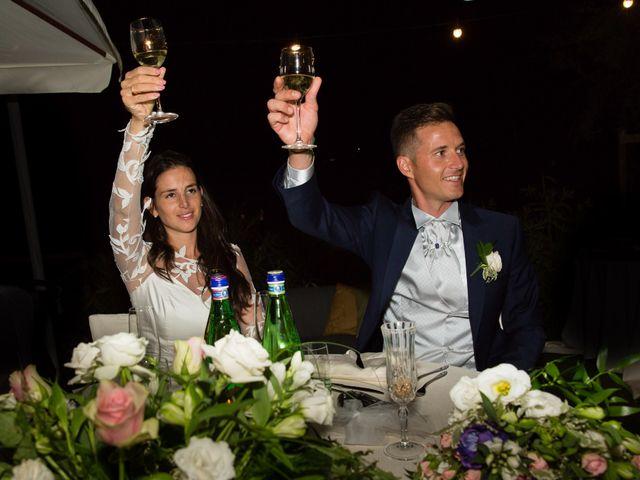 Il matrimonio di Valerio e Giulia a Monte Argentario, Grosseto 34