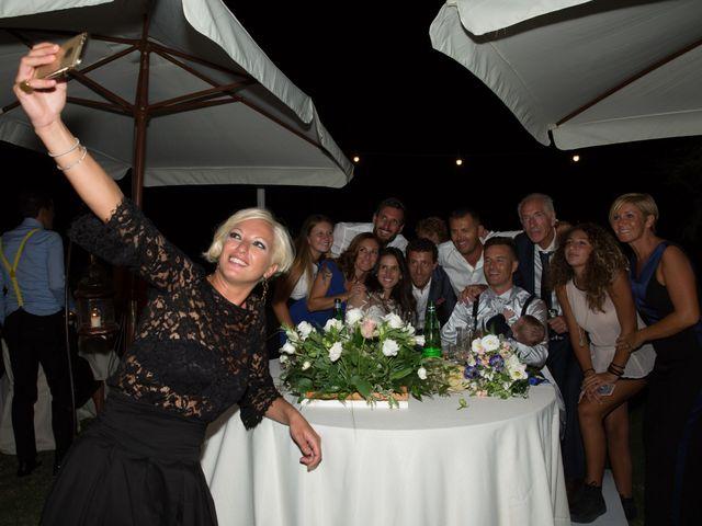 Il matrimonio di Valerio e Giulia a Monte Argentario, Grosseto 38