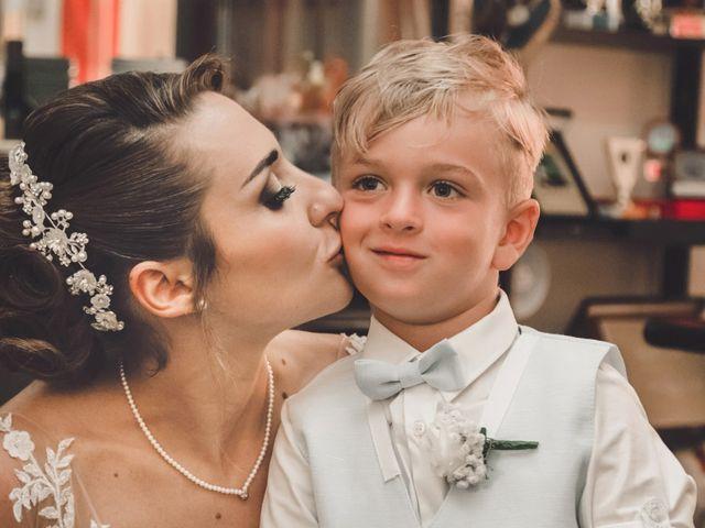 Il matrimonio di Federico e Bruna a Pozzuoli, Napoli 25