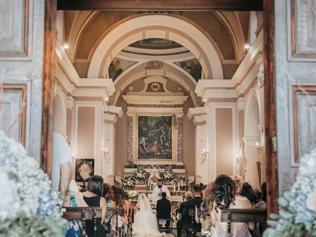Il matrimonio di Federico e Bruna a Pozzuoli, Napoli 30