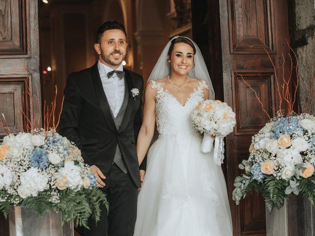 Il matrimonio di Federico e Bruna a Pozzuoli, Napoli 32