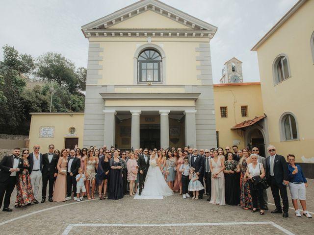 Il matrimonio di Federico e Bruna a Pozzuoli, Napoli 35