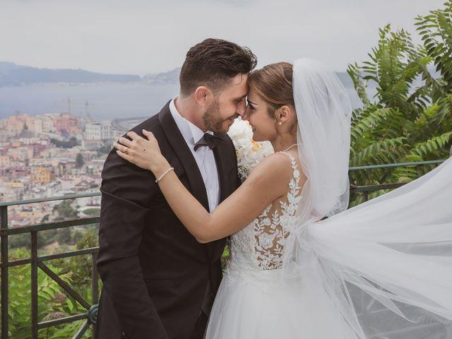 Il matrimonio di Federico e Bruna a Pozzuoli, Napoli 38