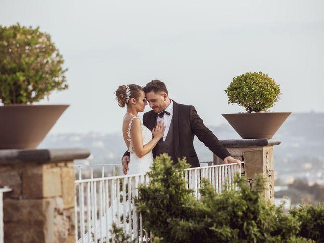 Il matrimonio di Federico e Bruna a Pozzuoli, Napoli 40