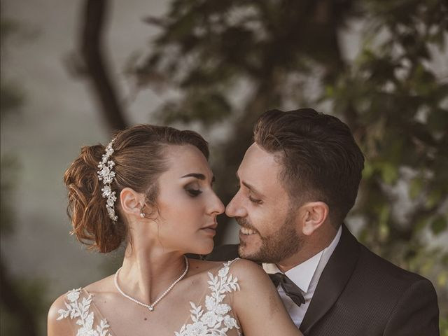 Il matrimonio di Federico e Bruna a Pozzuoli, Napoli 41