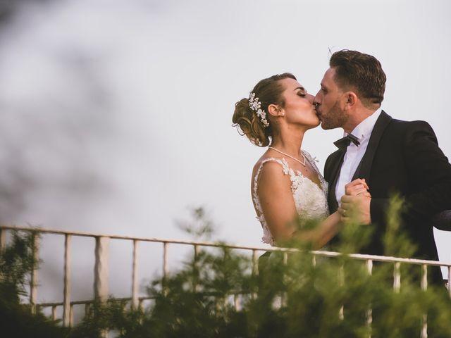 Il matrimonio di Federico e Bruna a Pozzuoli, Napoli 43
