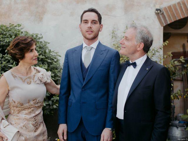 Il matrimonio di Vitale e Alessandra a Lu, Alessandria 31